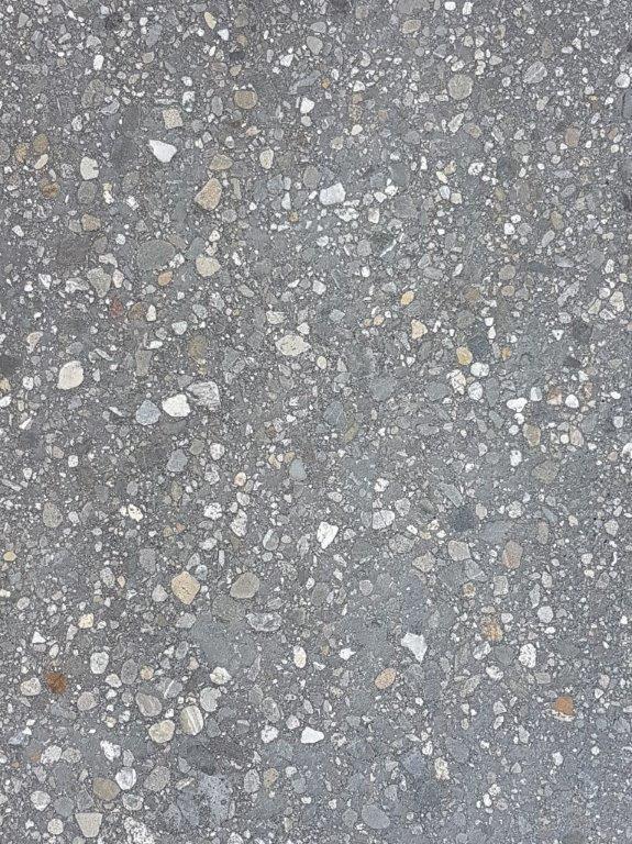 Nr.14 - Terrazzo-Schliff, Oberflächenverhärtet & imprägniert