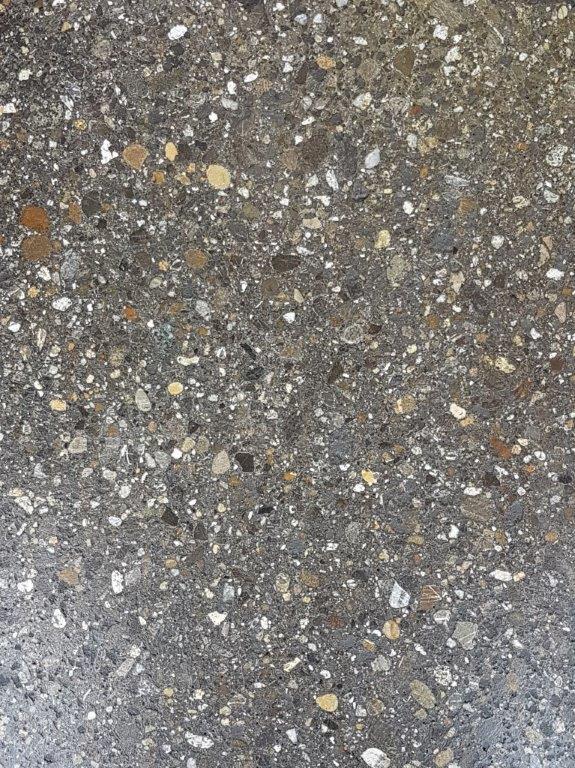 Nr.15 - Terrazzo-Schliff, Oberflächenverhärtet & imprägniert